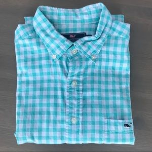Vineyard Vines Classic Fit Tucker Shirt, XL